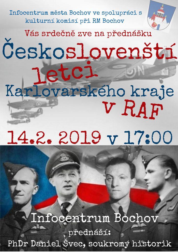 Přednáška se zaměřuje na letce, kteří se nejrůznějšími cestami snažili bojovat proti okupantům jejich země. Časová linie začíná událostmi let 1938 a 1939, Mnichovským diktátem a zabráním zbytku Československa, a končí poúnorovými událostmi.