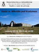 Muzeum Karlovy Vary vás srdečně zve v závěru týdne na dvě exkurse - v sobotu 22. června na historickou