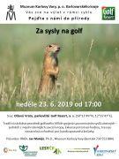 Muzeum Karlovy Vary vás srdečně zve v závěru týdne na exkursi v neděli 23. června na přírodovědnou