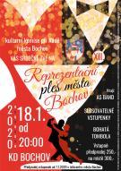 Srdečně Vás zveme na XIII. reprezentační ples města Bochov! 1