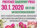 Přednáška k prevenci rakoviny prsu 1