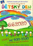 6.6.2020 start od 9:30 - 10:30 více info na plakátu