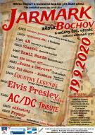 Jarmark města Bochov 2020 2