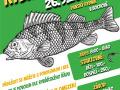 Rybářské závody na Panském rybníce v Bochově 1