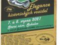 Soutěž elegance historických vozidel