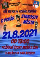Pozvánka na 14. ročník soutěže o pohár starosty města Bochov 1