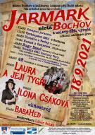 Jarmark města Bochov a oslavy 696. výročí udělení městských práv 18.9.2021 od 11:00 - změny v programu 1